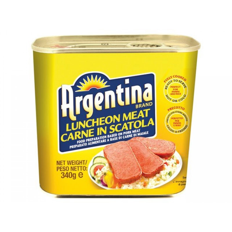 Argentina Luncheon Meat 340g