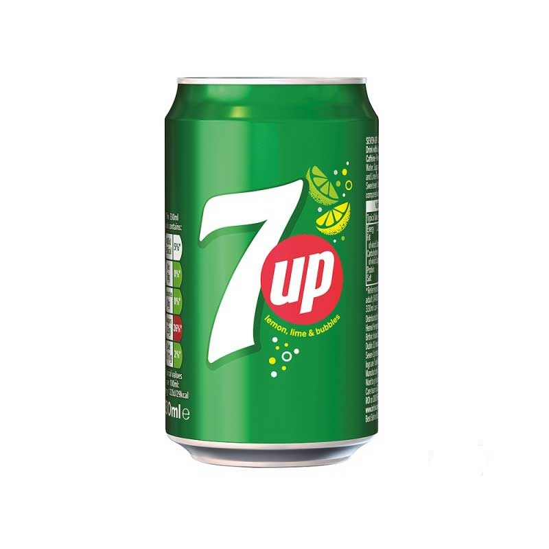 7UP (Can)-330ml