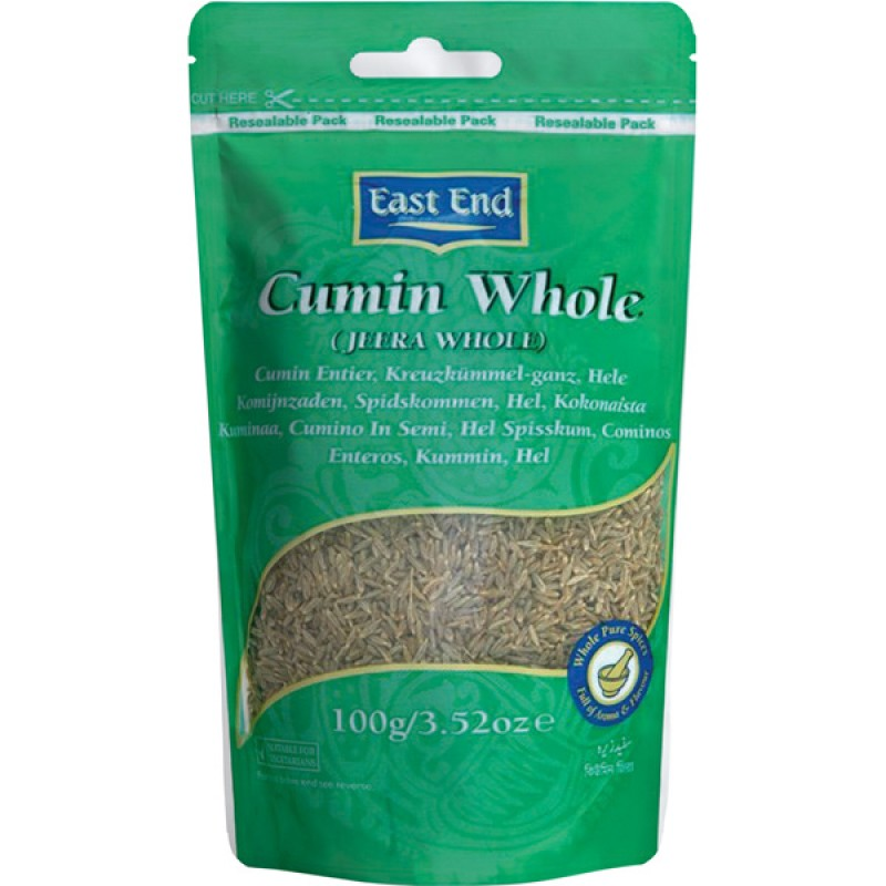 East End Cumin Whole-100g