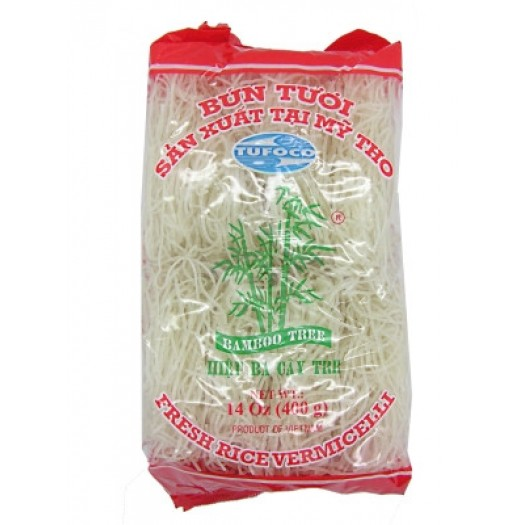Bamboo Tree Fresh Rice Vermicelli 400g
