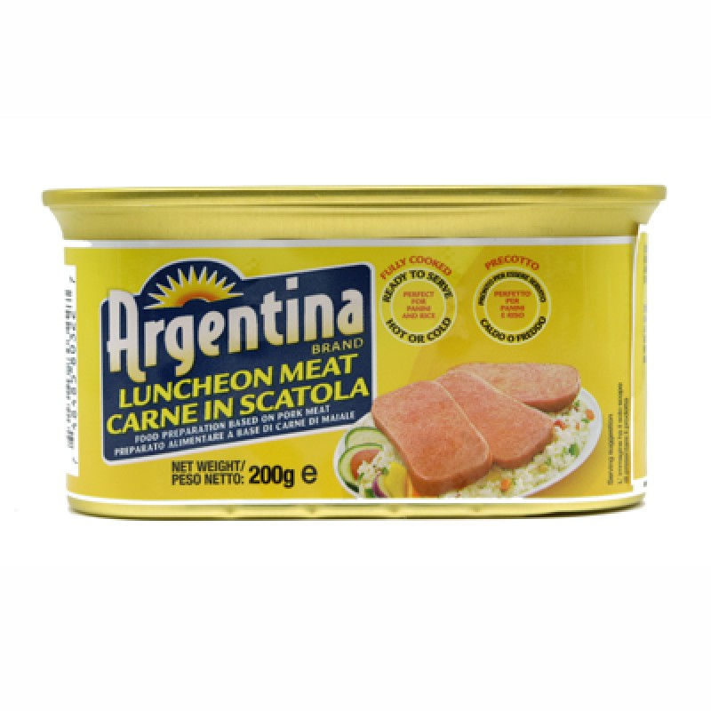 Argentina Luncheon Meat 200g