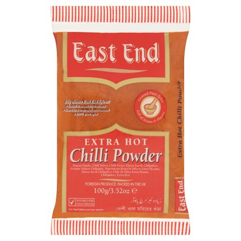 East End Chilli Powder (Extra Hot)-100g