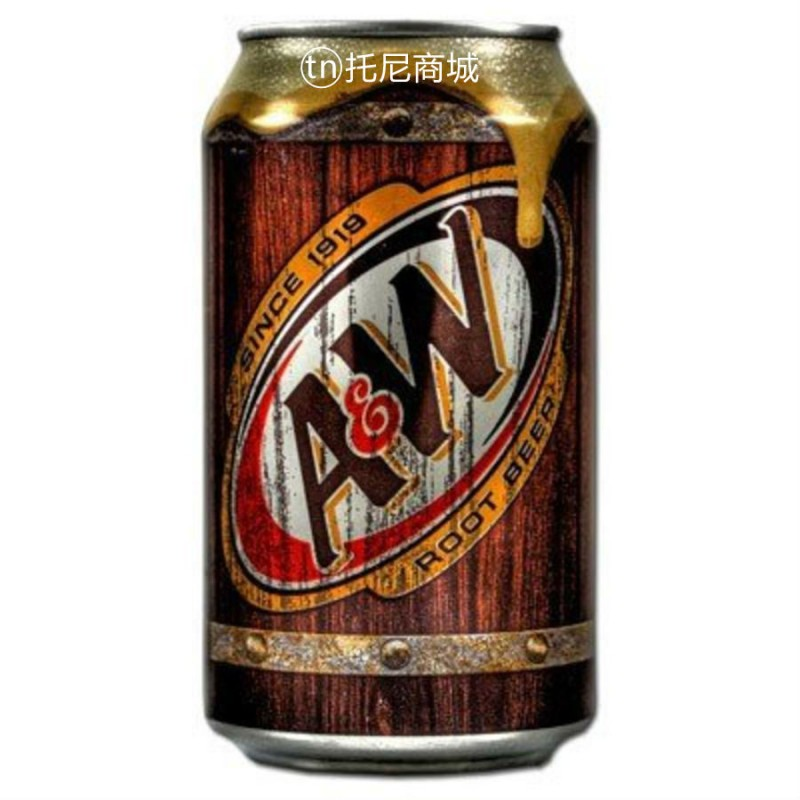 A&W Root Beer-355ml