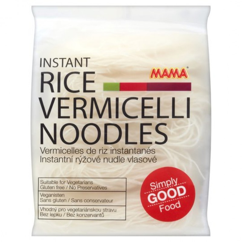MaMa Rice Vermicelli Noodles-225g