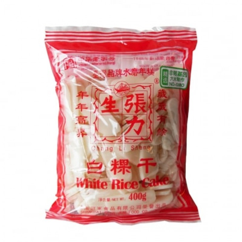 Chang Li Sheng White Rice Cake-400g