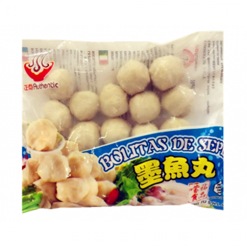 Authentic Cuttlefish Ball 360g