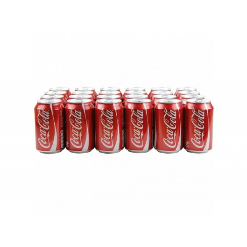 CocaCola (Can)-330mlx24