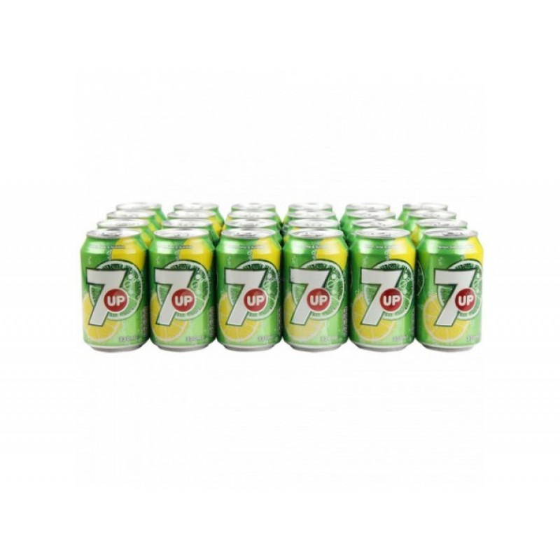 7UP (Can)-330mlx24