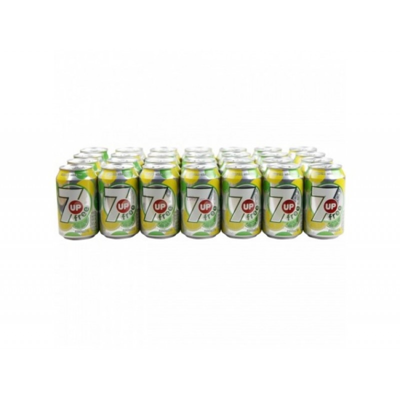 7UP Free (Can)-330mlx24