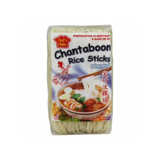 Chef's Choice Chantaboon Rice Sticks (S)-375g