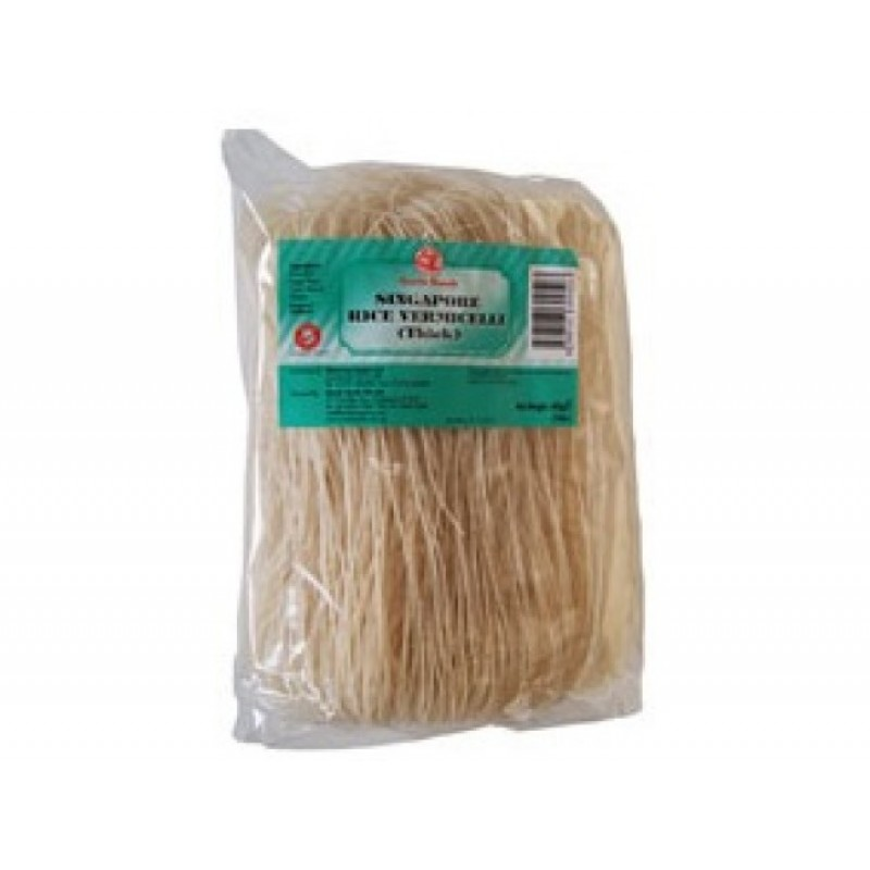 North South Singapore Rice Vermicelli (Thick)-400g